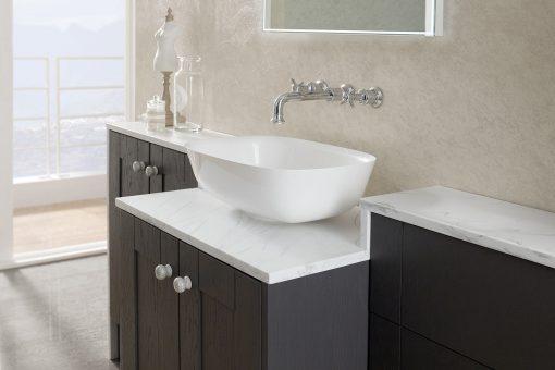 Carbon grey basin